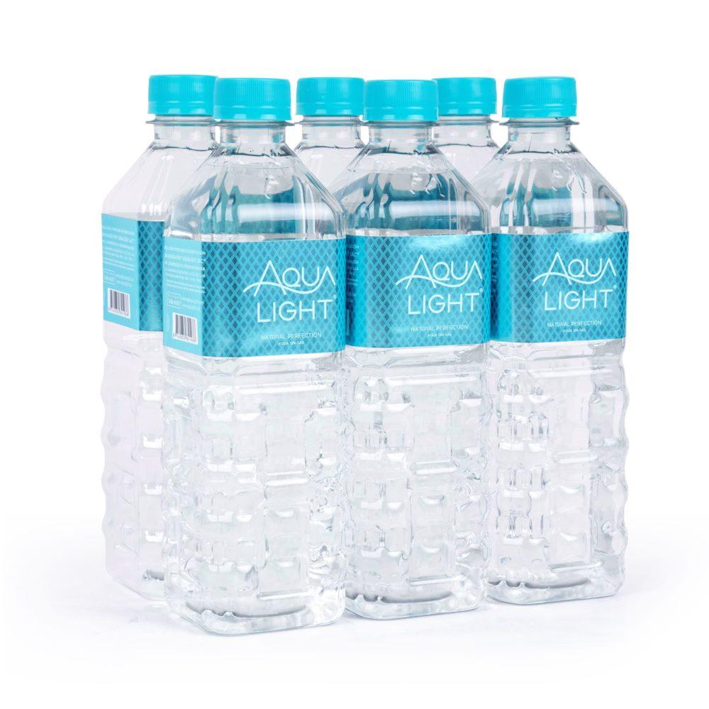 Six Pack Botellas 600ML